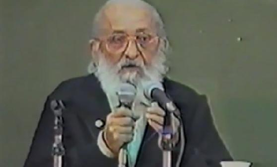 Conferencia de Paulo Freire. Buenos Aires 1992 (Segunda parte)